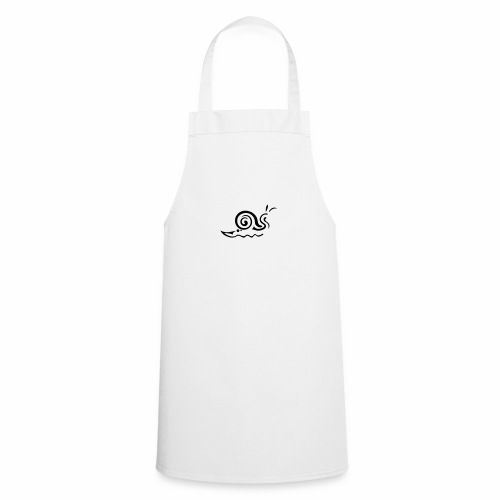 Snail tattoo - Cooking Apron