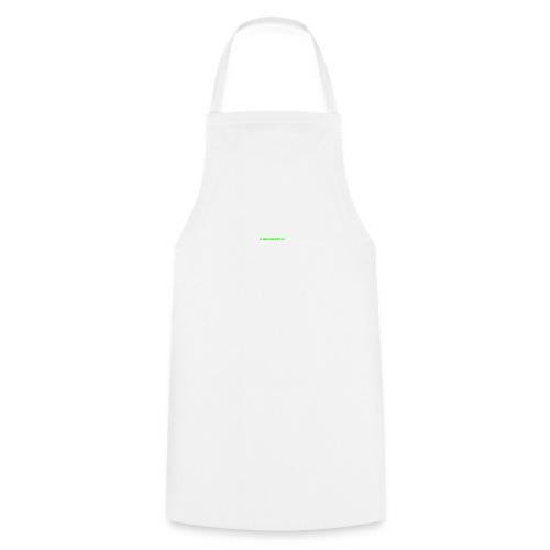 ItzBrandon123 Tshirt - Cooking Apron