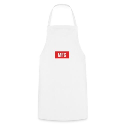MFG on Youtube Logo - Cooking Apron