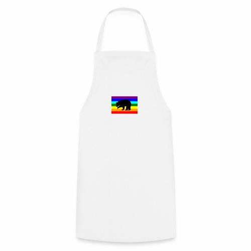 Orso libero - Grembiule da cucina