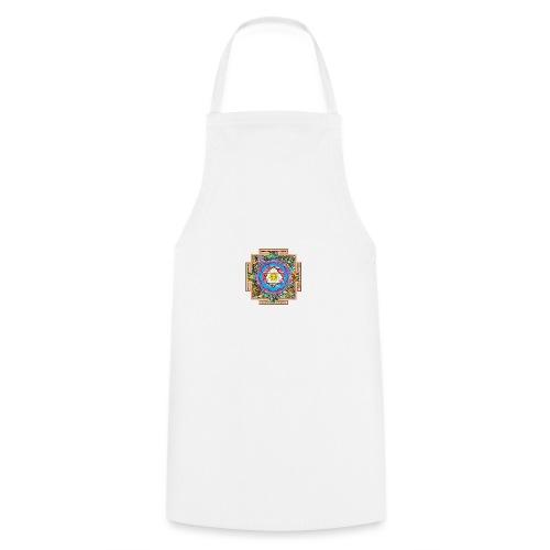 buddhist mandala - Cooking Apron