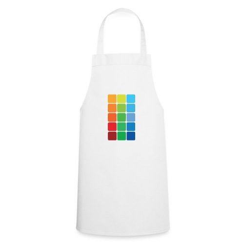 Square color - Cooking Apron