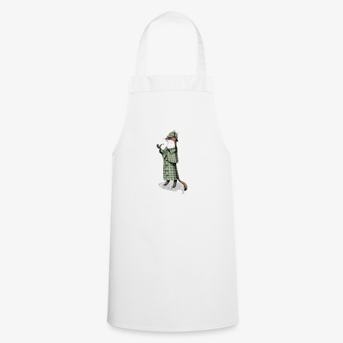 Stoat Detective - Cooking Apron