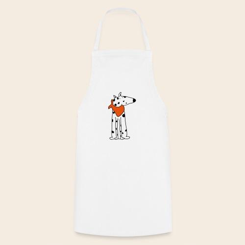 mignon dalmatien - Tablier de cuisine