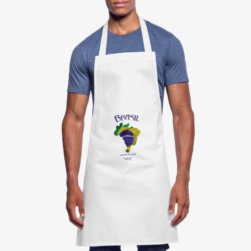 Brasil Campeão do mundo - Kochschürze