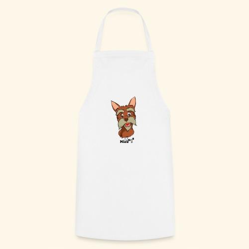 Nice Dogs schnauzer - Grembiule da cucina