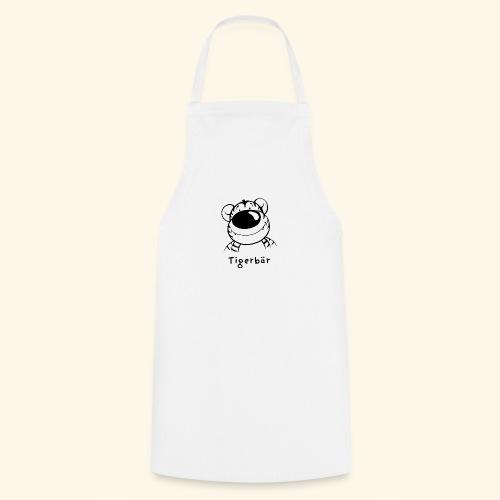 Tigerbär - Kochschürze