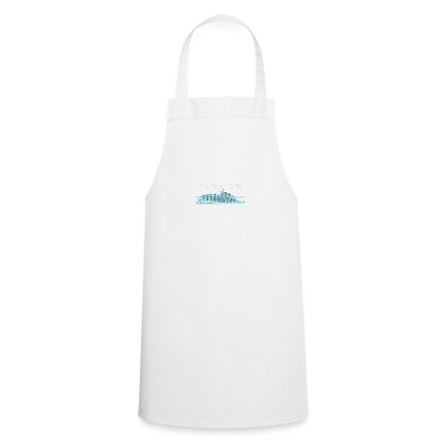 Flat Earth QED - Cooking Apron