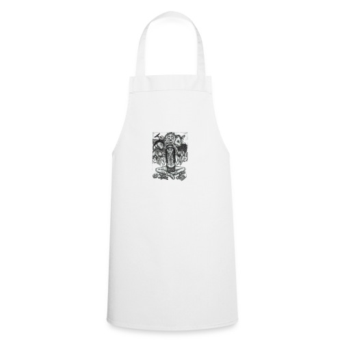 The Shaman (native american) - Cooking Apron
