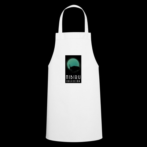 colección Nibiru - Delantal de cocina