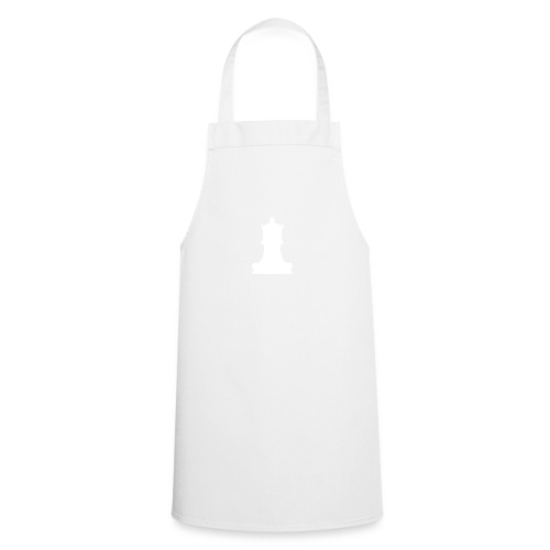 Queen White - Cooking Apron