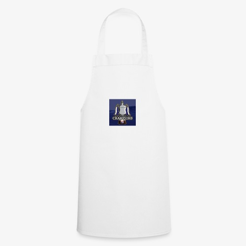 MFC Champions 2017/18 - Cooking Apron