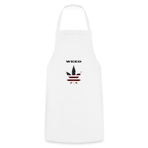 WEED Shirt - Kochschürze