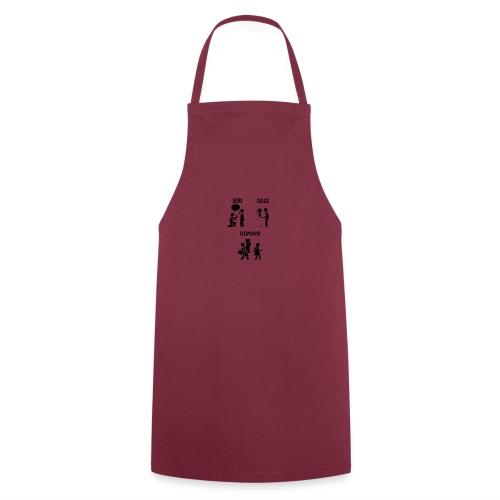 4 - Grembiule da cucina