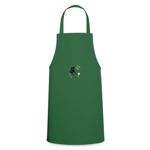 Giant Schnauzer puppy - Cooking Apron