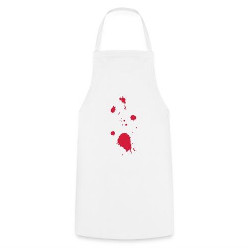 blut - Kochschürze