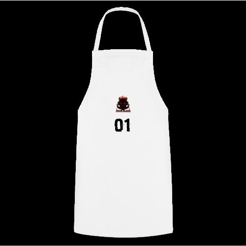 Boar blood 01 - Fartuch kuchenny