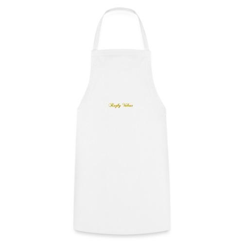Rugby valeur 🏈 - Tablier de cuisine