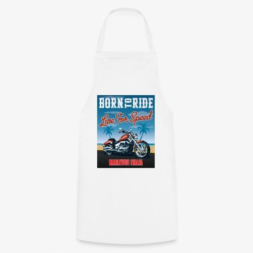 Summer 2021 - Born to ride - Grembiule da cucina