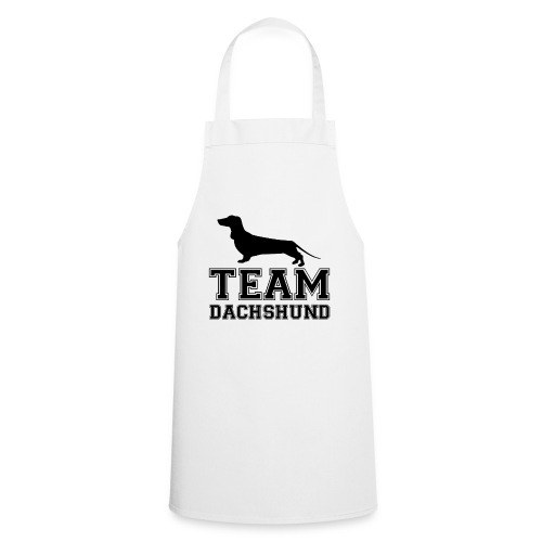 team-dachshund - Grembiule da cucina