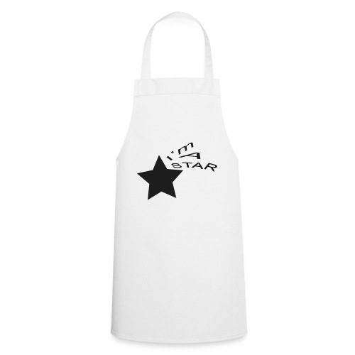 I'm a star - Tablier de cuisine
