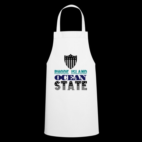 rhode island ocean state - Cooking Apron