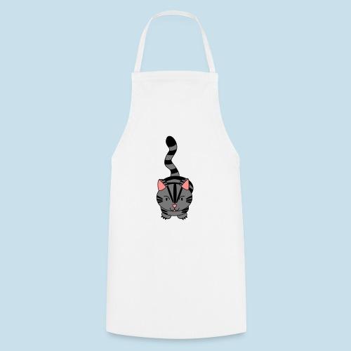 Miau Katze - Kochschürze