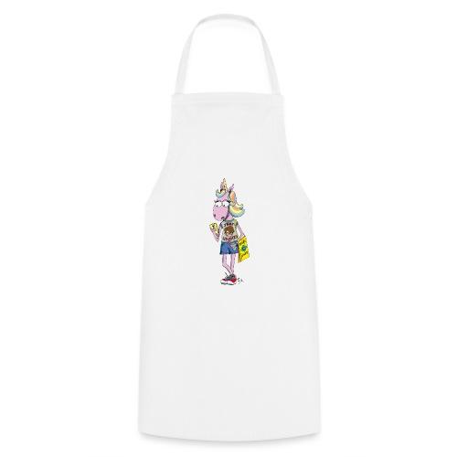 Licorne & Geek - Tablier de cuisine