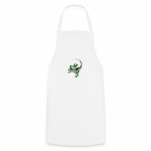 dino 3 - Delantal de cocina