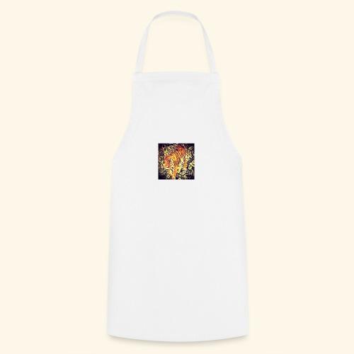 tiger gun 111 - Cooking Apron