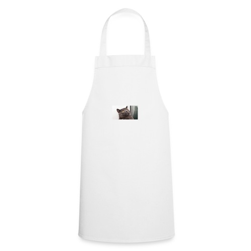 Funny cat tshirt - Cooking Apron