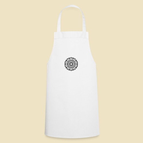 Mandala - Delantal de cocina