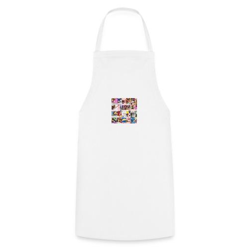 Supercollage - Delantal de cocina