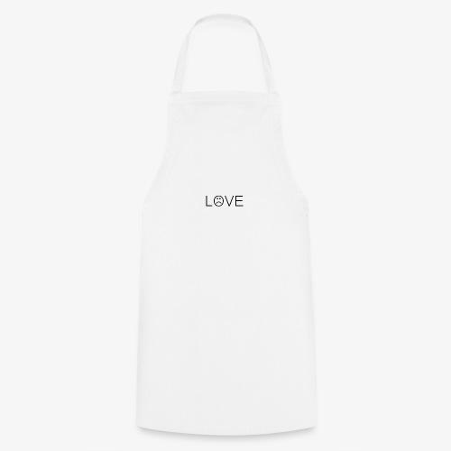 love - Fartuch kuchenny