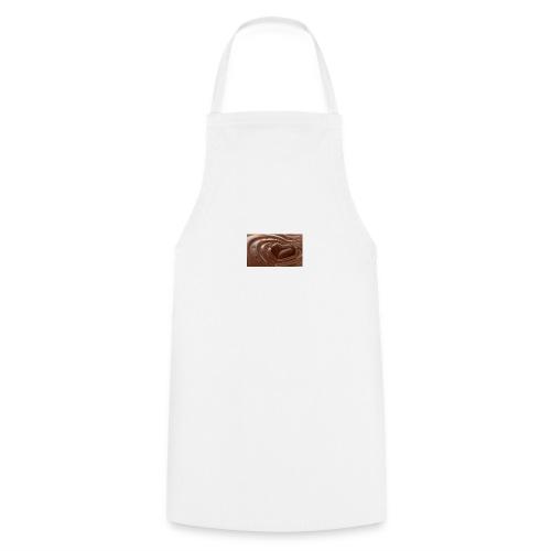 Choklad T-shirt - Förkläde