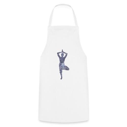 Yoga Baum Asana - Kochschürze