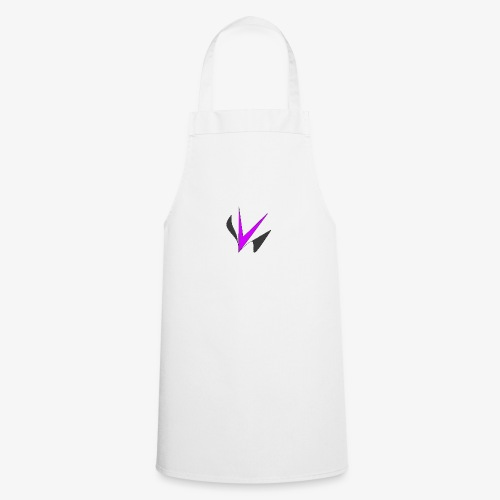Vinper Logo Rose/Noir - Tablier de cuisine