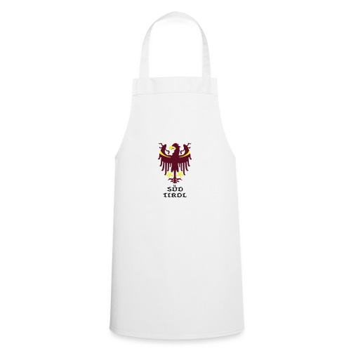 Wappen des Landes Südtirol - Kochschürze