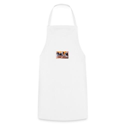 love pug shirt - Cooking Apron