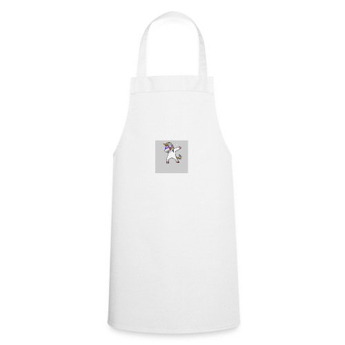 unicorn dab - Cooking Apron