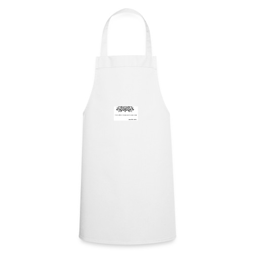 Socrates saying - Cooking Apron