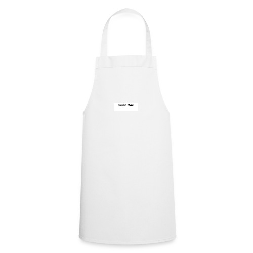Susan Max Logo - Cooking Apron