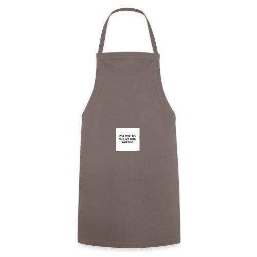 Big Boss said no - Cooking Apron