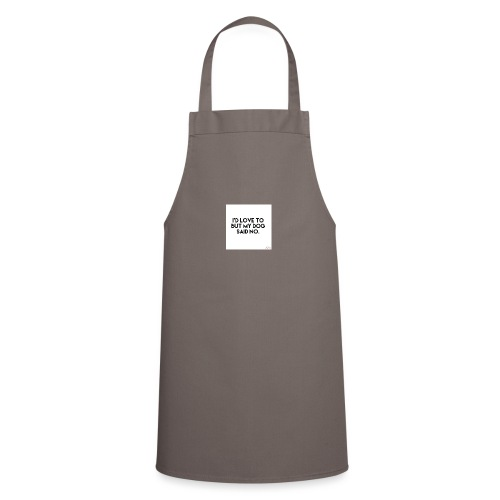 Big Boss said no - Cooking Apron