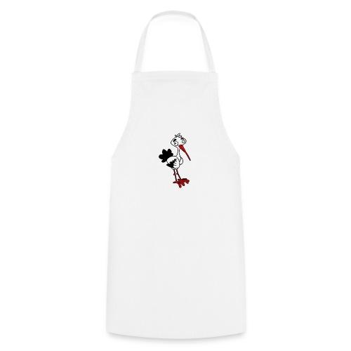 Storch von dodocomics - Kochschürze