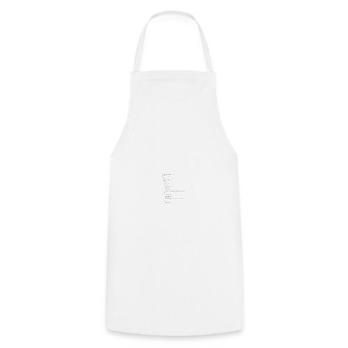 add01 - Kochschürze