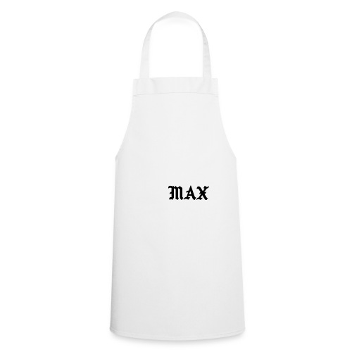 MAX - Keukenschort