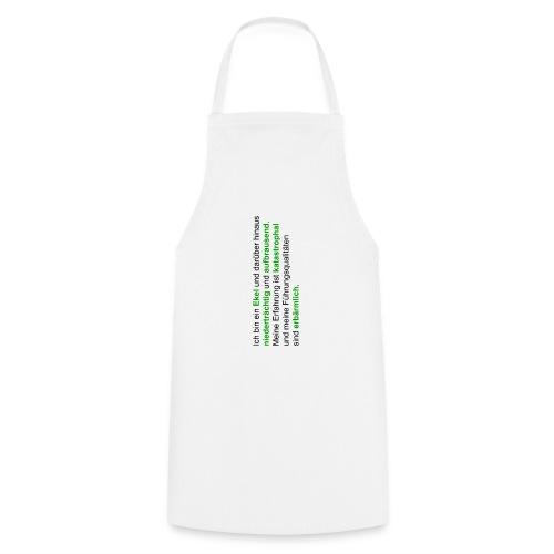 hattrickshirtekel - Kochschürze