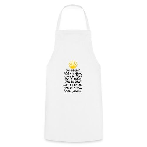 Spegni le luci accendi le anime N - Grembiule da cucina
