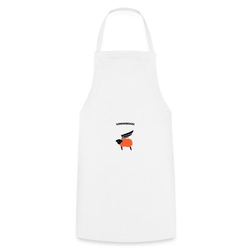 Schoofseggel (gross mit Schriftzug) - Kochschürze